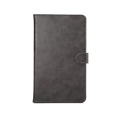 ekte skinn mønster høy kvalitet lommebok veske med søvn for 8,4 tommers Huawei Huawei media pad m3 (dl09 W09)