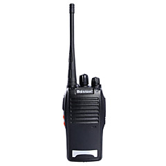billige Walkie-talkies-baiston bst-688 5W 16-kanals 400.00-470.00mhz walkie talkie - svart