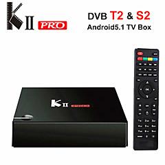 ieftine -Android 5.1 TV Kutusu 2GB RAM 16GB ROM Miez cvadruplu