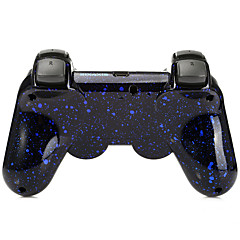 gespot draadloze joystick bluetooth dualshock3 SIXAXIS oplaadbare controller gamepad voor PS3