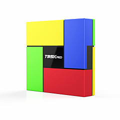 ieftine -T95K Pro TV Box Core Octa Android 6.0 Android 5.1 16GBROMAmlogic S912