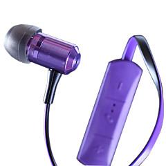 billige Bluetooth-hodetelefoner-OVLENG S9 Trådløs Hodetelefoner dynamisk Aluminum Alloy Sport og trening øretelefon Med volumkontroll Med mikrofon Headset