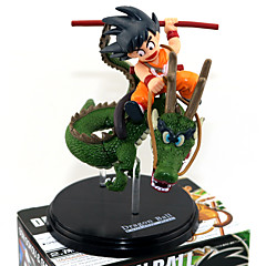 Dragon Ball Son Goku PVC 13.5CM Anime Akciófigurák Modell játékok Doll Toy