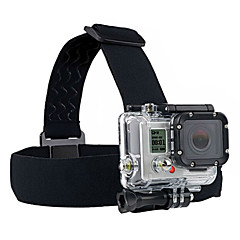 cheap Accessories For GoPro-Front Mounting Accessories Adhesive Mounts Straps Mount / Holder High Quality For Action Camera Gopro 5 Gopro 4 Black Gopro 4 Session