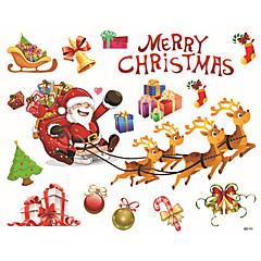 저렴한 -크리스마스 장식 장난감 자동차 장난감 광장 조각 크리스마스 선물