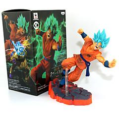 Dragon Ball Son Goku PVC 14CM נתוני פעילות אנימה צעצועי דגם בובת צעצוע
