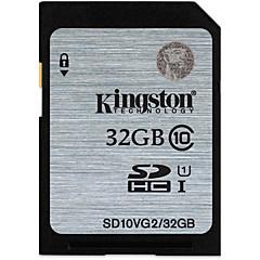 baratos Cartões de Memória-Kingston 32GB Cartão SD cartão de memória UHS-I U1 class10