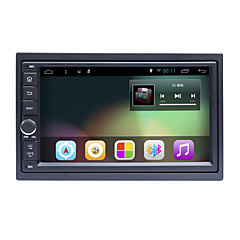 cheap Car DVD Players-Bonroad 7 inch 2 DIN Android6.0 In-Dash Car DVD Player for universal / Universal Support / AVI / MPEG4 / Mp3 / WMA / JPEG