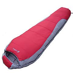 Saco de dormir Tipo Múmia -15-20°C Á Prova de Humidade Portátil Secagem Rápida A Prova de Vento Respirabilidade 220X80 Caça Equitação