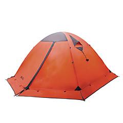 MOBI GARDEN 3-4 osoba Šator Triplu šator za kampiranje Jedna soba Automatski šator Ugrijati Vodootporno Prijenosno Vjetronepropusnost