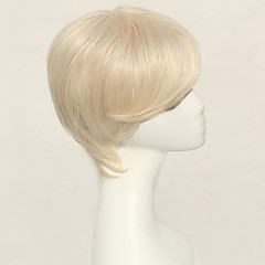 cheap Wigs & Hair Pieces-Human Hair Capless Wigs Human Hair Classic / Natural Wave Ombre Machine Made Wig Daily
