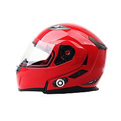 Uzavřená Bez zamlžování Prodyšné ABS Cauciuc Motocyklové helmy