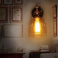 hesapli Duvar Işıklar Özel-AC 110-130 AC 220-240 60 E26/E27 Köy/Kırsal Resim özellik for Mini Tarzı,Ortam Işığı Duvar ışığı