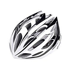 Nuckily Jezdit na kole Helma Osvědčení Cyklistika 30 Větrací otvory Nastavitelný Extrémní sport One Piece Mountain Město Ultra lehký (UL)