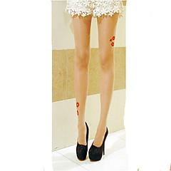 Sokker og Strømpebukser Søt Lolita Lolita Lolita Lolita-tilbehør Strømper Trykt mønster Til