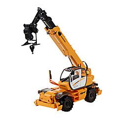 Carros de brinquedo Brinquedos Veiculo de Construção Guindaste Brinquedos Caminhão Liga de Metal Metal Clássico e Intemporal Chique e