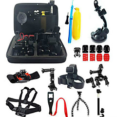 Accessory Kit For Gopro Anti-Shock All in One For Action Camera Gopro 5 Xiaomi Camera Gopro 4 Gopro 3 Gopro 2 Gopro 1 Sports DV Veho MUVI
