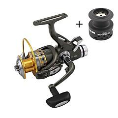 billiga Fiskerullar-Fiskerullar Snurrande hjul 5.1:1 Växlingsförhållande+9 Kullager Hand Orientering utbytbar Spinnfiske / Karpfiske - FRA6000