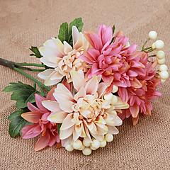 ieftine -1 ramura matase matase floare de flori flori artificiale decoratiuni interioare