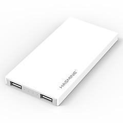 billige Eksterne batterier-strømbank eksternt batteri 5VV 2.0A #A Batterilader Flere utganger LED