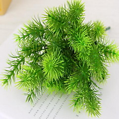 ieftine -1pc ramuri plante de plastic tabletop flori flori artificiale plante