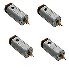 baratos -WL Toys V262-16 4PCS Motores/Motors RC Quadrotor V262 V353 V666 Metal