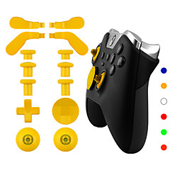 Ipega コントローラ アクセサリキット 交換部品 添付ファイル のために XboxのOne ゲームハンドル