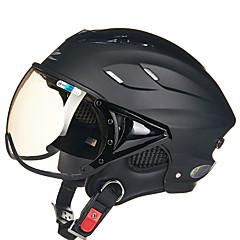 tanie Kaski i maski-REUS Braincap Doroślu Unisex Kask motocyklowy Nieparujący / Oddychający