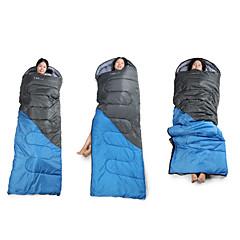 baratos -Saco de dormir Retangular 5°C-15°C ° C Á Prova de Humidade Á Prova-de-Chuva 210cmX75cm Caça Equitação Pesca Praia Campismo Viajar Interior