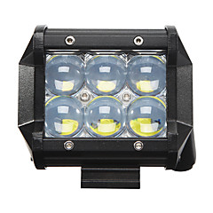 5D LED 4inch 30W Led Work Light Bar Spot Beam Suv Boat Driving Lamp Offroad 4WD UTE 1X  Tractor Truck