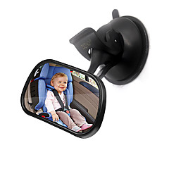 ZIQIAO Car Back Seat View Mirror Interior Baby Monitor Safety Rearview Mirror