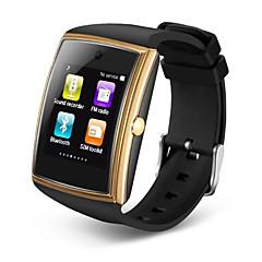 billige Smartklokker-Smartklokke til iOS / Android Pulsmåler / Kalorier brent / Lang Standby / Håndfri bruk / Video Aktivitetsmonitor / Søvnmonitor / Stillesittende sittende Påminnelse / Finn min enhet / Del med samfunn