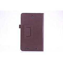 billige Nettbrettetuier-opprinnelige Lichi lærveske 8 inches for Acer Iconia tab8 w1-810 a1412 med stativ vik