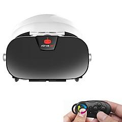 スマートBluetoothワイヤレスリモートコントロールゲームパッドで4.0から6.4インチのスマートフォン3D眼鏡のためのバーチャルリアリティVRボックス3F VR元fiit