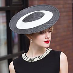 樹脂製の帽子のヘッドピース結婚式の優雅な古典的な女性のスタイル