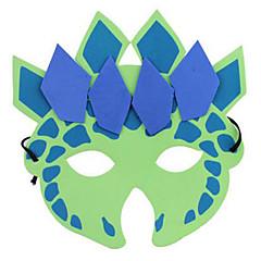 tanie Zabawki nowoczesne i żartobliwe-Maski na Halloween Maska zwierzęca Zabawki Zwierzę Plastikowy Motyw horroru Kreskówka 1 Sztuk Dla obu płci Karnawał Dzień Dziecka Bal