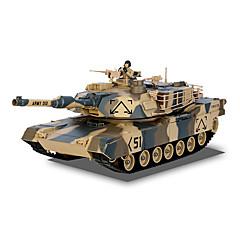 Tank Radiostyrt Bil Klar-Til-Bruk Tank Fjernkontroll/Sender Brukerhåndbok Batterilader Batteri for bil