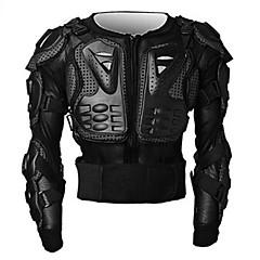 tanie Wyposażenie ochronne-F014 Motocykl ochronny na Kurtka Unisex Tekstylny / Spandeks / Poliester Ochrona / Ochraniacze