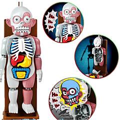tanie Zabawki nowoczesne i żartobliwe-Psikusy i żarty Czaszka Zabawne Moda Punkowa Nowoczesne