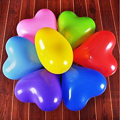 Bälle Ballons Spielzeuge Herzförmig keine Angaben 100 Stücke