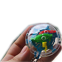 Labyrinth & Puzzles Labyrinth Spielzeuge Puzzle-Ball Spielzeuge Kreisförmig 3D Neuartige Kinder Unisex 1 Stücke