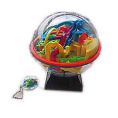 Míčky Bludiště a puzzle Bludiště Hračky Hračky Obdélníkový 3D Stres a úzkost Relief Dospělé Pieces