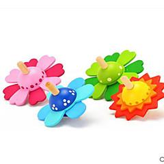 voordelige -Fidget spinners Hand Spinner Speeltjes Cirkelvormig Hout EDCFocus Toy Relieves ADD, ADHD, Angst, Autisme Stress en angst Relief Kantoor