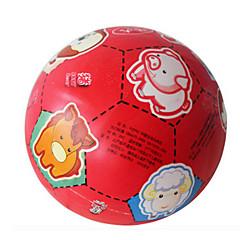 Toplar Spor & Doğa Oyunları Şişme Havuz Float Oyuncak Footballs Oyuncaklar Yenilikçi Küre Ördek Futbol Parçalar Genç Erkek Genç Kız Hediye