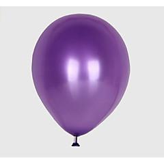tanie Zabawki nowoczesne i żartobliwe-Balony Zabawki Okrągły Nadmuchiwany Impreza Perłowy 100 Sztuk