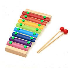 tanie Instrumenty dla dzieci-Cymbałki Klocki Zabawka edukacyjna Instrumenty muzyczne Zabawa Oyuncak Müzik Aleti Zabawki Prezent
