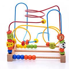 Stavební bloky Vzdělávací hračka Bludiště a puzzle Bludiště Autíčka Hračky Pieces Děti Dětské Dárek