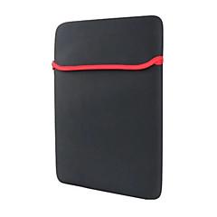 13 인치 태블릿 PC 일반 라이너 팩 SBR 다이빙 재료 컴퓨터 가방 간단한 검은 남녀