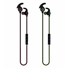 お買い得  ヘッドセット&ヘッドホン-AMW 810 earphone 耳の中 ワイヤレス ヘッドホン プラスチック スポーツ&フィットネス イヤホン ボリュームコントロール付き / マイク付き ヘッドセット