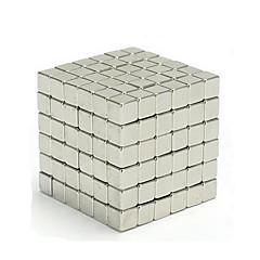 Jouets Aimantés Cubes magiques Anti-Stress 216 Pièces 5mm Jouets Magnétique Carré Cadeau